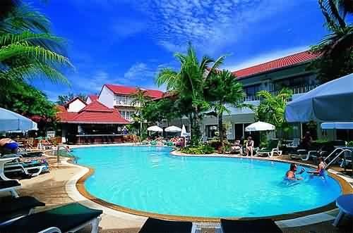 Hotel Horizon Patong Beach